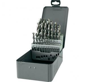 Bosch HSS-R Metal Drill Bit Set, 1 to 13 mm, 2607 019446