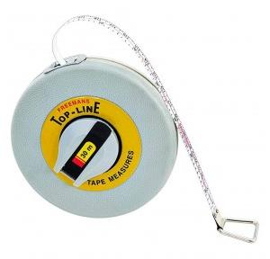 Freemans Top Line Fiber Measuring Tape 13mm x 30m, TW30