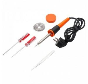 Soldron Soldering Iron With Solder & Flux