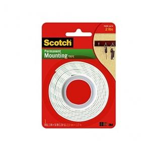 3M Scotch Double Side Tape, 2.4 cm x 0.75 m