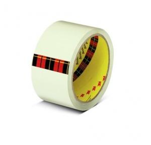 3M Scotch Clear Bopp Tape, 2 Inch x 50 m