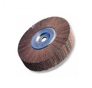 Cumi Flap Wheel, Dimension: 200 x 25 mm, Grit: 120