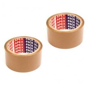 Wonder Brown Tape, 72 mm x 50 m