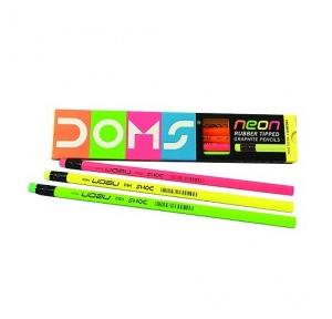 Doms HB-2, Neon pencil yellow color