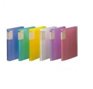 Saya Clear Book ECO 20 Pockets - A4