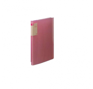 Saya Clear Book Durable 60 Pockets - FS SY-560F