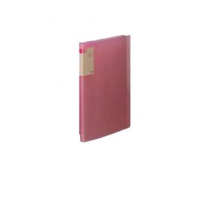 Saya Clear Book Durable 20 Pockets - A4 SY-520A