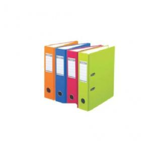 Saya Solid Color Paper Lever Arch File FS SY-902