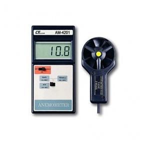 Lutron Anemometer (Digital), AM-4201 With Non-NABL Calibration Certificate
