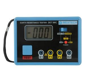 Mextech Digital Earth Leakage Tester DET99C  With Non-NABL Calibration Certificate