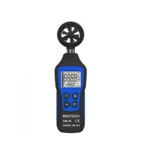 HTC Digital Anemometer With Certificate, AVM 06 With Non-NABL Calibration Certificate