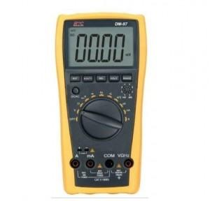 HTC Multimeter DM-97 (V/A/KW/PF) With Non-NABL Calibration Certificate