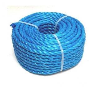 Polypropylene Rope 1 Bundle of 20 mm and 1 Bundle of 10 mm, Length: 50 m