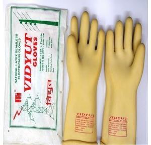 Vidyut HT Hand Gloves With Certificte Vidyut Class 4
