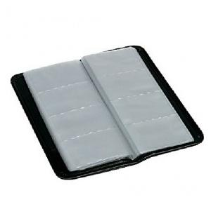 Worldone Business Card Holder (BC102), 240 Leafs