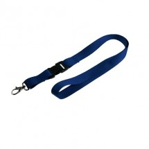 Lanyard Plane Blue color