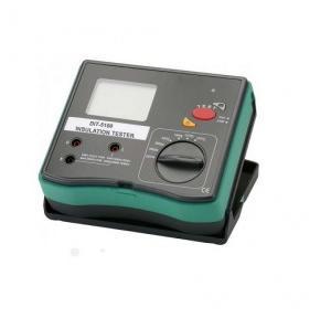 Mextech Digital High Voltage Insulation Tester 5000V, DIT-5100