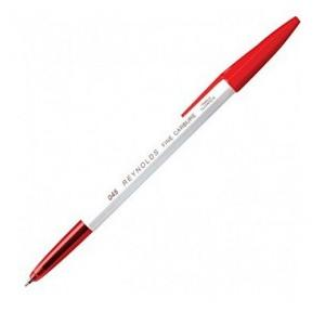 Reynolds 045 Ball Pen, Red