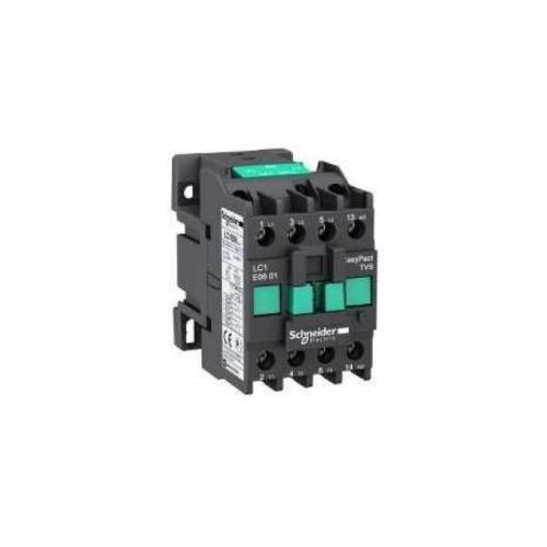 Schneider EasyPact TVS 36A 1NC 3P AC Control Power Contactor, LC1E2501