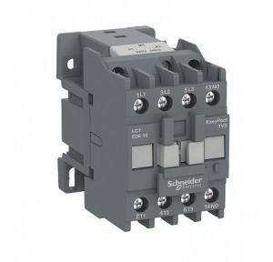 Schneider EasyPact TVS 25A 1NC 3P AC Control Power Contactor, LC1E0901