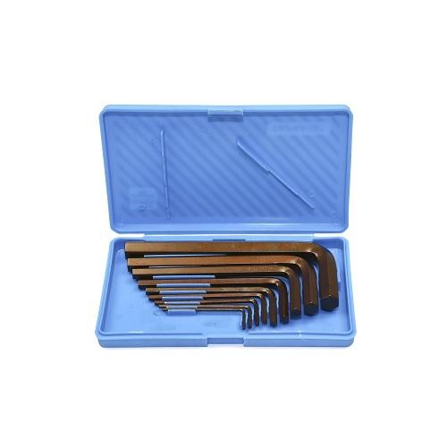 Taparia KM 9V Allen Key Set (Set of 9 Pcs)