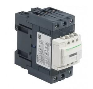 Schneider TeSys D 25A 1NO+1NC 3P AC Control Power Contactor, LC1D09