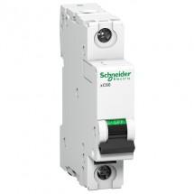 Schneider XC60 10A 1P D-Curve AC MCB A9N1P10D