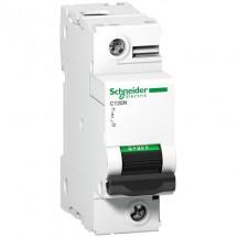 Schneider C120N 125A 1P AC MCB (10kA), A9N18359