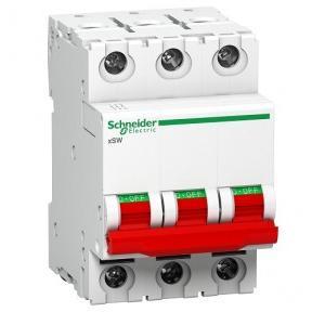 Schneider xSW 63A 3P Isolator A9S3P063