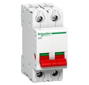 Schneider xSW 125A 2P Isolator A9S2P125