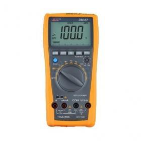 HTC DM-87 Digital Multimeter (AC Voltage Range 0.1mV to 750V