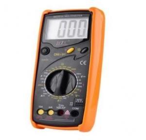 HTC DM-91 Digital Multimeter AC Voltage Range 0 to 700V