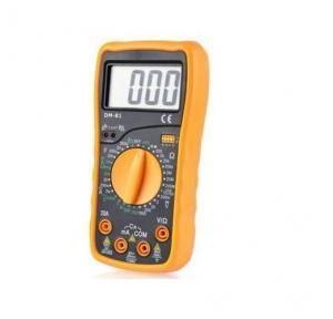 HTC DM-81 Digital Multimeter, AC Voltage Range 0 to 750V