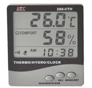 HTC Digital Thermo Hygrometer, 288-CTH