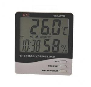 HTC 103CTH Thermo Hygrometer (Temp Range -50°C to 70°C)
