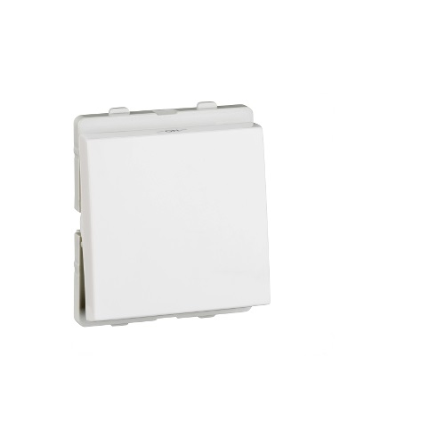 Schneider Livia 16AX 1 Way Switch White P1121