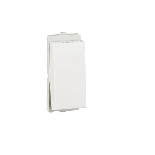 Schneider Livia 16AX 1 Way Switch White P1101