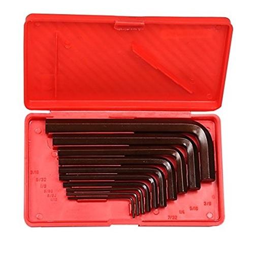 Taparia KI 10V Allen Key Set (Set of 10 Pcs)