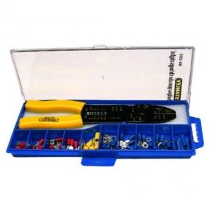 Stanley Crimping Plier Set (Yellow and Black), 84-253-22