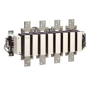 Schneider TeSys F 350A 4NO 4P AC/DC Control Power Contactor, LC1F2654
