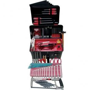 Kennedy KEN5950500K Engineers Apprentices Tool kit Set 107-Pcs