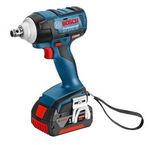 Bosch GDS 250 Li Cordless Impact Wrench (Blue)