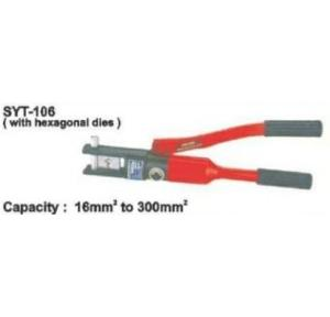 Dowells Crimping Tool with Hexagonal Dies, SYT-106