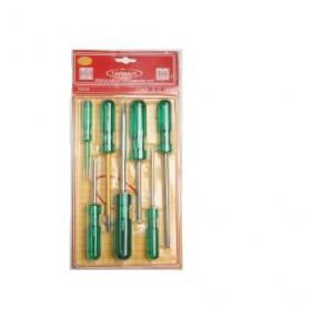 Taparia Screw Driver Kits Blister Packaging Kit 7 Pcs, 1014