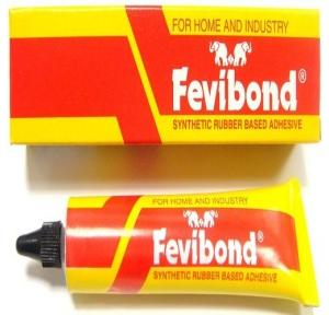 Fevibond Synthetic Rubber Based Adhesive, 25 ml
