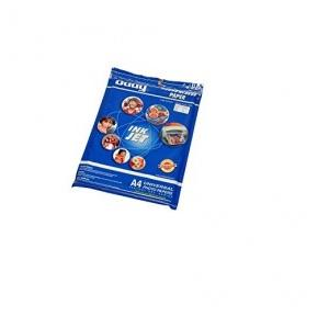 Oddy Coated Glossy Paper Pack Of 100 Sheets, PG115A4-100