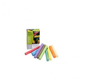 Oddy Chalk Dust Less Colored - 50 Pcs Pack, CDL-050
