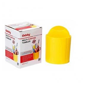 Oddy High Quality Plastic Tumbler, MPT-01 Yellow