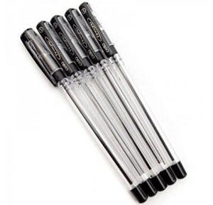 Cello fine Grip Pen Black (Pack Of 10)