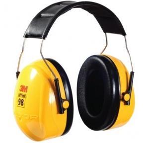 3M H7A Earmuff, 27 dB